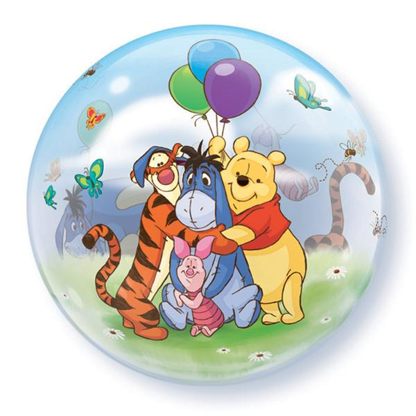 Winnie The Pooh and Friends Bubble Ballon