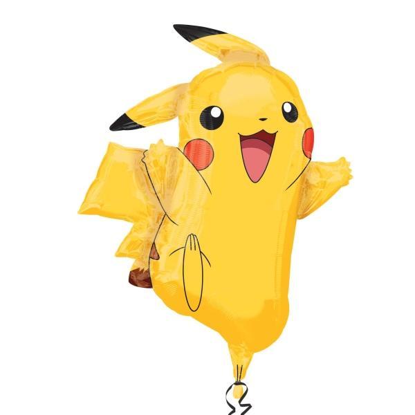 Pikachu Ballon Pokemon