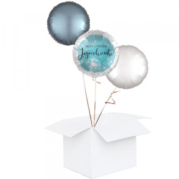 Ballonbox JUgendweihe